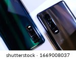 Small photo of BANGKOK THAILAND : OPPO launch new smartphone OPPO Find X2 Series 5G (Find X2 , Find X2 Pro) on March 6 ,2020 bangkok ,thailand