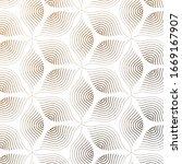 vector pattern  repeating... | Shutterstock .eps vector #1669167907