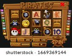 pirates graphical interface and ...