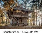 Autumn Landscape With...