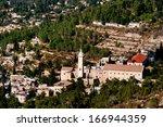 ein karem  isr   oct 20 aerial... | Shutterstock . vector #166944359