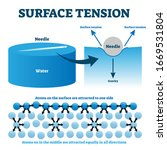 Surface Tension Explanation...