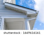 Classic White Gutter System...