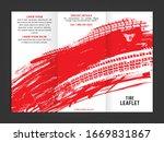 vector automotive leaflet...   Shutterstock .eps vector #1669831867