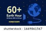 Earth Hour 60  Theme 2020  ...