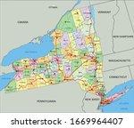 new york   highly detailed...   Shutterstock .eps vector #1669964407
