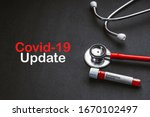 Covid 19 Update Text With...