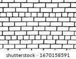 Grunge Texture Of A Brick Wall. ...