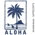 aloha vector illustration for t ... | Shutterstock .eps vector #1670212471