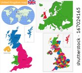 ������, ������: Administrative divisions of United