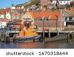Whitby  Yorkshire  Uk   March 6 ...