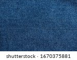 Blue Texture  Denim  Fabric...