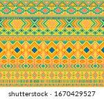 peruvian american indian... | Shutterstock .eps vector #1670429527