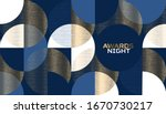 luxury geometrical abstract... | Shutterstock .eps vector #1670730217