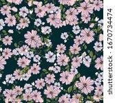 fashionable cute pattern in... | Shutterstock .eps vector #1670734474
