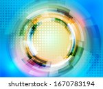 modern abstract background for... | Shutterstock .eps vector #1670783194