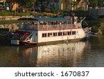 river boat | Shutterstock . vector #1670837