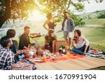 Picnic In The Countryside....