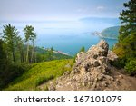Scenic Landscape At The Bay Of...
