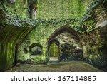 Inside Bolton Castle In North...