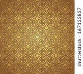 vintage background traditional... | Shutterstock .eps vector #167123837