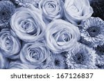 condolences card background  ... | Shutterstock . vector #167126837