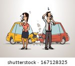 Drivers Calling Insurance Afte...