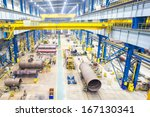 interior of workshop | Shutterstock . vector #167130341