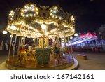 Luna Park  In A Public Outdoor...