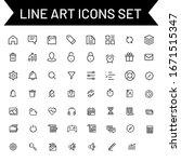 set of user interface  ui  icon ...