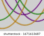 Beads For Mardi Gras For...