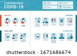 coronavirus covid 19... | Shutterstock .eps vector #1671686674