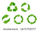 Recycle Icon. Recycle Vector...