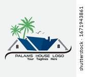 Palams House Logo Design With...