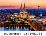 Cologne  Germany  Beautiful...