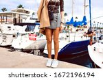 Outdoor Fashion Details Of...