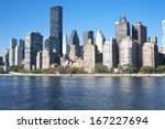 Manhattan Skyline From...