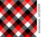 Checkered Gingham Fabric...