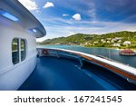 Beautiful Cruise Ship View In...