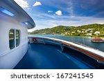 Beautiful Cruise Ship View In...