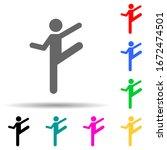 exercise  flexible multi color...
