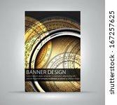 banner design | Shutterstock .eps vector #167257625