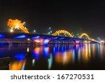 Dragon River Bridge   Rong...