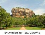sigiriya   Shutterstock . vector #167280941