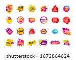 sale banner badge. special... | Shutterstock . vector #1672864624