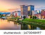 Charleston  West Virginia  Usa...
