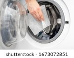 Soft Your Laundry By Droping...