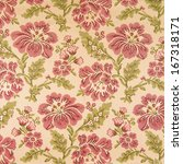 macro shot of fine fabric... | Shutterstock . vector #167318171