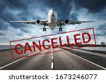 Canceled flights in europe and...