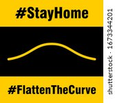 Stay Home Flatten The Curve...